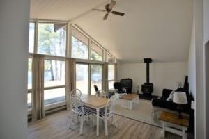 Birch Cottage Living Room
