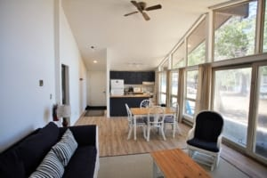 Birch Cottage Interior