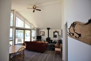 Cedar Cottage Living Room