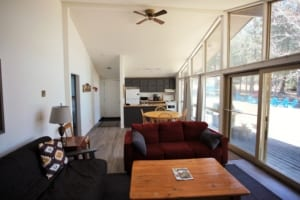 Cedar Cottage Interior