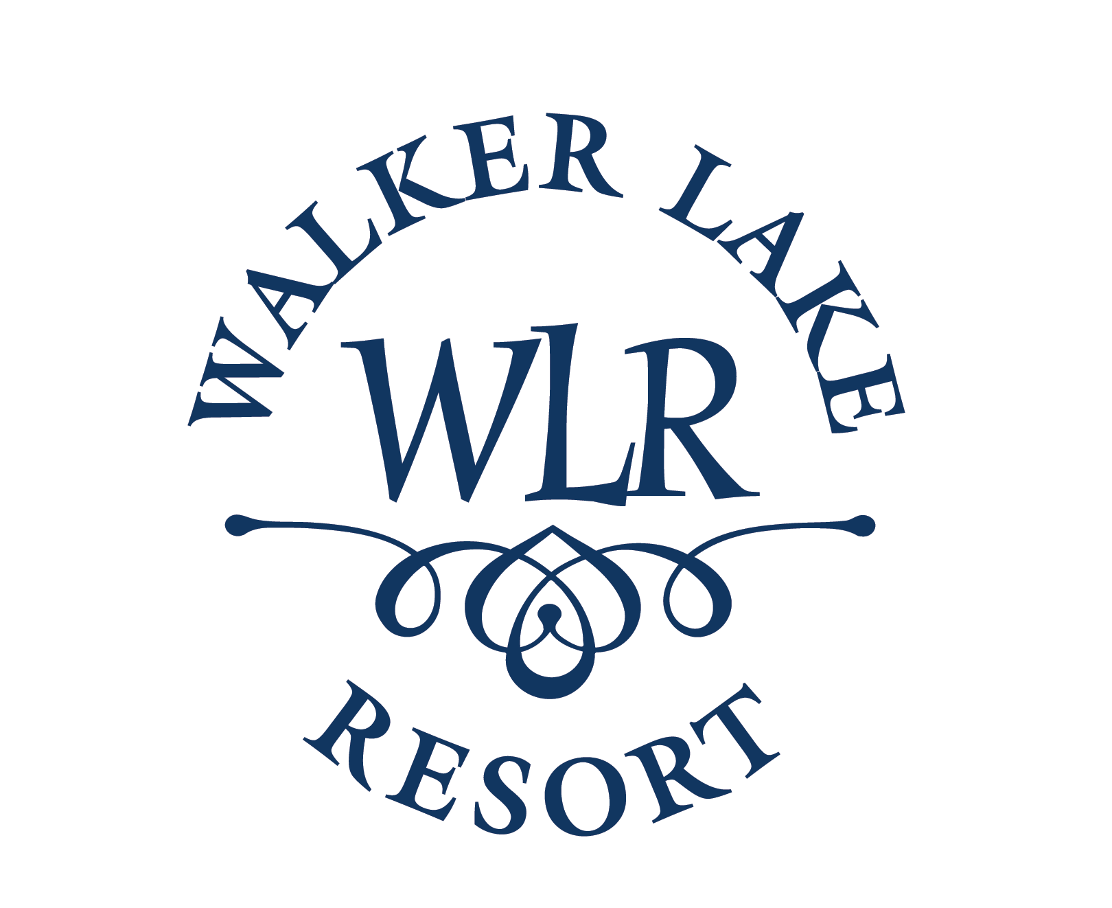 Walker Lake Resort Logo